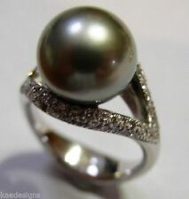 Pearl Not Enhanced Natural Fine Rings