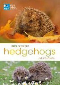 Rspb Spotlight Hedgehogs by Lowen, James