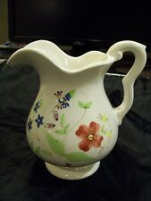 ELIZABETH ARDEN HAND PAINTED IN TAIWAN PORCELAIN PITCHER VERY NICE!!!!