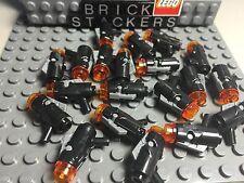 Lego Minifigure Accessories Lot of 20 NEW Star Wars Gun Blaster Shooter Mini