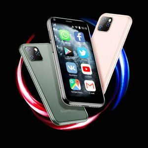 Servo Mini Smartphone 2.5In 16:9Nano Screen Dual Sim Mini Mobile GPS WCDMA Phone