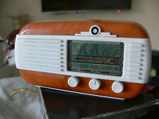 WATT RADIO WR 115 Italia 1952 Radio D'epoca  IN MINIATURA RIPRODUZIONE