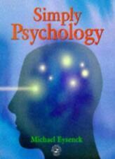 Simply Psychology, First Edition-Michael W. Eysenck