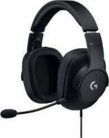 Logitech G Pro Gaming Headset with Pro Grade Mic for Pc, VR, Mac, Xbox One, PS4
