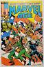 "Marvel Age #34 (1986, Marvel) VF+ G.I. Joe ""Meet the New Joes!"""
