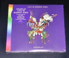 COLDPLAY LIVE IN BUENOS AIRES DOPPEL CD IM DIGIPAK SCHNELLER VERSAND NEU & OVP