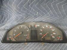 02 03 04 Audi A6 QUATTRO Benzina 2003 SPEEDOMETER CLUSTER 4B0920981F 88311205
