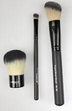 Lot of 3 Bellapierre Bella Pierre Cosmetics *Kabuki , Angled & Eye shadow Brush