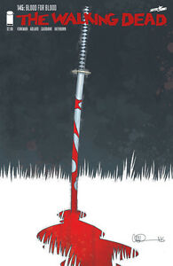 WALKING DEAD #145 (Image Comics) ROBERT KIRKMAN!!