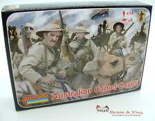 Strelets Set 166 - Australian Camel Corps - WW1. 1/72 scale