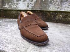 ac328af376f CHURCH LOAFERS – BROWN SUEDE – UK 6 – HERTFORD – EXCELLENT CONDITION