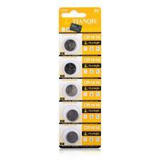 DL1616 BR1616 ECR1616 5021LC CR1616 3V Button Coin Cell Battery Bulk Lot 5 Pcs