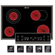 Bauknecht CTAR7743IN 4-Zonen Ceran-Kochfeld Direct-Touchcontrol Autark 7kW
