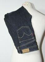 Levi's Slight Curve Women's Blue Classic Slim Fit Jeans Dark Wash  W26 L30
