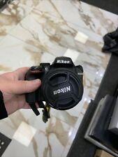 Used Nikon D3300 Digital SLR Camera - Black (Comes With Extra Lense)