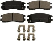 Disc Brake Pad Set-ProSolution Ceramic Brake Pads Rear Monroe GX508