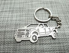 Ford F-250 Super Duty, custom gift, personalised  keyring