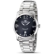 Orologio Philip Watch COUTURE R8253198625 Bracciale Acciaio Nero Uomo Donna