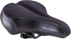 Schwinn Commute Gateway Adult Bike Seat, Foam Saddle