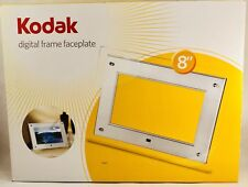 "Kodak Digital Frame Faceplate Frame 8"" New With Box"