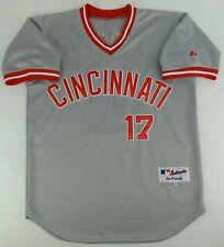 Vintage Majestic MLB Cincinnati Reds Shin-Soo Choo Baseball Jersey Size Mens 50