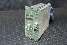 Nuclear Data ND599 LFC and ND595 DDS NIM BIN Module