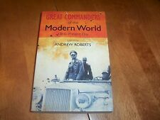 GREAT COMMANDERS OF THE MODERN WORLD Wars Military History Empires War Book