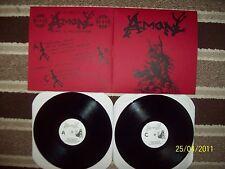 AMON Livein Tampa DOUBLE LP DEICIDE sextrash morbid angel death impaled nazarene