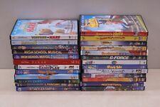 25 Disney DVD Movies Lot #4