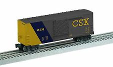 discontinued lionel 6-15038 Csx Hi-Cube Boxcar new in the box