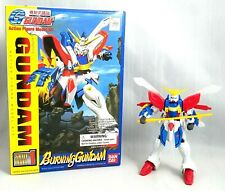 Gundam Action Figure Burning Gundam 1994 Bandai Made in Japan