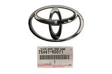 Oem Tailgate Toyota Logo Emblem Badge suitable for Landcruiser 80 Series 1993-98