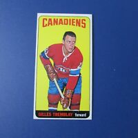 GILLES TREMBLAY  1964-65 Topps  # 2  Montreal Canadiens  1964 1965  64-65 Ex-MT+