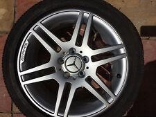 "Mercedes-Benz C-Class 17"" Alloy With Bridgestone Tyre W204 Front A204 401 4502"