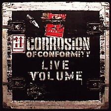 Corrosion Of Conformity - Live Volume (NEW CD DIGI)