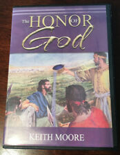 THE HONOR OF GOD KEITH MOORE 8 CD SET