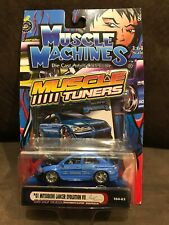 Muscle Machines Muscle Tuners '01 Mitsubishi Lancer Evolution VII