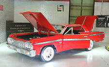 Chevrolet Impala Motormax 1964 LGB G 1:24 Scale Diecast Detailed Model Car 73259