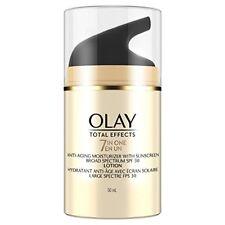 Crema Facial Diaria Hidratante Nutritiva Antiedad Protector Solar SPF 30 Olay