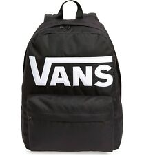 VANS Old Skool II Backpack Black White Mens Womens LIMITED! ae1c4ed1f