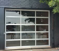 Aluminum Garage Doors For Sale In Stock Ebay