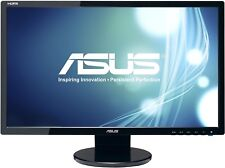 """ASUS Widescreen LED Backlit LCD Monitor VE248H 24"""" 2ms HD HDMI 1080p"""