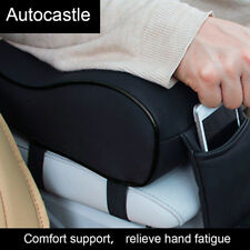 Best Armrest Pad Car Cushion Mat Covers Interior Parts with Phone Pocket Easeful
