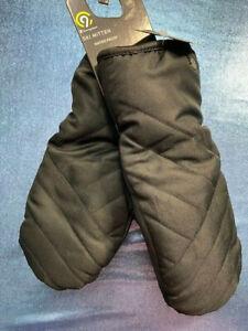 Champion Winter Gloves SKI MITTEN (Water proof) Black