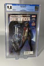Darth Vader #3 CGC 9.8 NM/M 1st App Doctor Chelli Aphra, Triple Zero & BT-1 🔥🔥