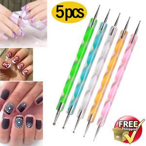 Mandala Dotting Tools Rock Painting Kits Embossing Dot Kit Dotting Pens UK STOCK