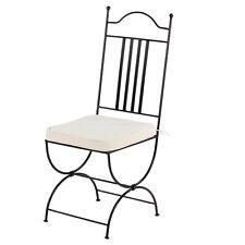 Orientalischer Eisenstuhl Gartenstuhl Schmiedeeisen Stuhl Orient MAROKKO Tical