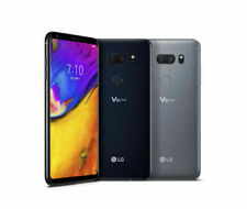 """LG V35 ThinQ V350 64GB GSM Unlocked T-Mobile AT&T 6"""" Android Smartphone - Shaded"""