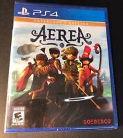 AereA [ Collector's Edition ] (PS4) NEW