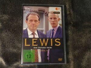 Lewis - Der Oxford Krimi - Staffel 6  [4 DVDs] (2014) Februar 2021 Neu gekauft!